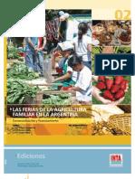 Ferias de Agricultura Familiar en Argentina (INTA-CIPAF)