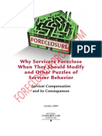 Why Service Rs Foreclose