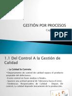 Diseño organizacional - Del control a la GdC