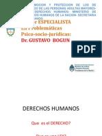 DERECHOS HUMANOS de Los Adultos Mayores- Dr. Gustavo BOGUN