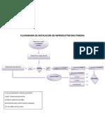 Flujograma de Instalacion de Reproductor Multimedia