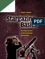 Stargazing Basics Getting Started in Recreational Astronomy