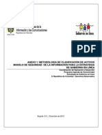 ANEXO 1 Metodologia de Clasificacion de Activos