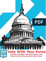 Vote With Your Purse