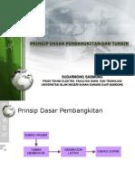 2. Prinsip Dasar Pembangkitan Dan Turbin,