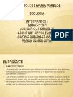 Instituto Jose Maria Morelos Pp Ecologia