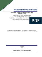 PORTIFOLIO DE ÉTICA PROFISSIONAL
