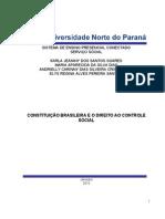 Portifolio Seminario III - o Direito Ao Controle Social