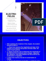 15 Electric Forces Fields