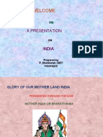 Presentation INDIA