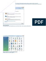 ADSL Podešavanje statičke IP adrese u Windows Vista