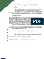 Modulo i Introducción a Altimetría