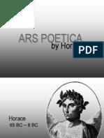 ARS POETICA