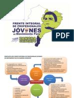 Propuesta Del Frente Integral de Profesionales Jovenes