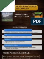 Kls 8-Persebaran Jenis Tanah