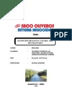 proyecto CONTAMINACIÓN EN LA CUENCA DEL MANTARO