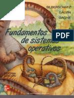 Cap 3 Fundamentos de Sistemas Operativos - Silberschatz en Espanol