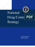 2003 National Drug Control Strategy