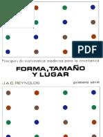 Forma Tamano y Lugar, Principios de matemática moderna para la enseñanza