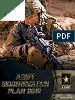 Army Modernization Plan 2012