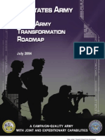 ARMY TRANSFORMATION ROADMAP 2004