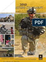 Army Posture Statement 2010