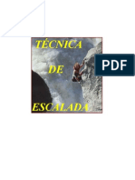 Escalada (Tecnicas)