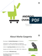 Android Boot Camp 2012 - Slides