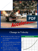 Cp Acceleration