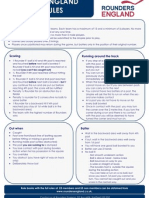 simplified rounders rules 2011-2013