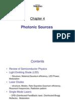 Optical Source and Detectors
