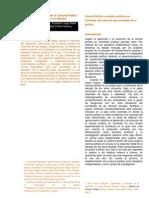 Evolución y desarrollo de la Ciencia Política colombiana Un proceso en marcha