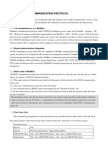 YD2010A Communication Protocol
