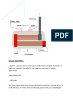 Boilers and Types