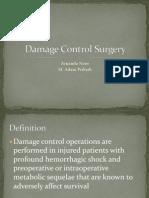 3.Damage Control Surgery