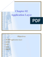 Chapter 02 Application Layer