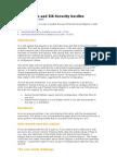 Web Service and IIS Security Hurdles