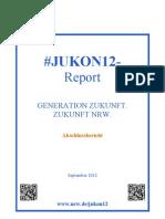 #JUKON12-Report