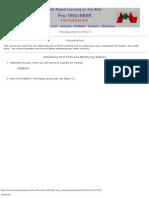 45896854 Pro e HTML Tutorial