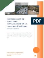Resumen Ejecutivo - Cuenca Rimac