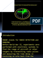 Radar Technologty