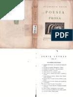 Gilberto Owen - Poesia y prosa 1953 Edicion Procopio