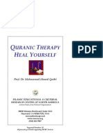 Booklet of Quranic Healing