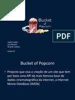 Bucket of Popcorn - ligação a uma api IMDB
