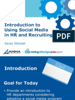 Social Media in the Resources Industry