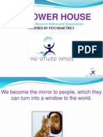 HR Power House Placement Oriented Job Centric Certification Mailer