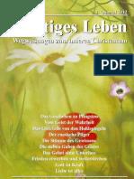 Geistiges Leben 2012-2