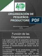 ORGANIZACIÓN DE PEQUEÑOS PRODUCTORES