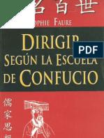 Faure, Sophie - Dirigir según la Escuela de Confucio
