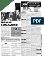 Petites annonces et offres d'emploi du Journal L'Oie Blanche du 19 septembre 2012